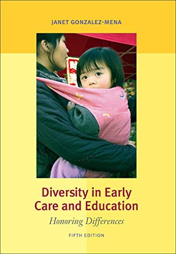 9780073525860: Diversity in Early Care and Education: Honoring Differences (B&B Education)