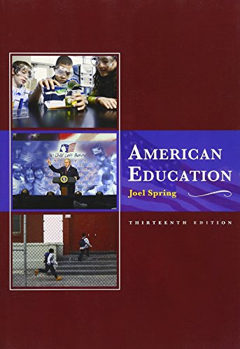 9780073525945: American Education