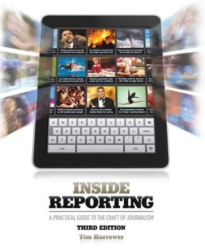 Inside Reporting: Harrower, Tim