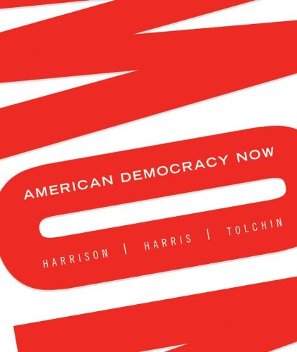 9780073526270: American Democracy Now