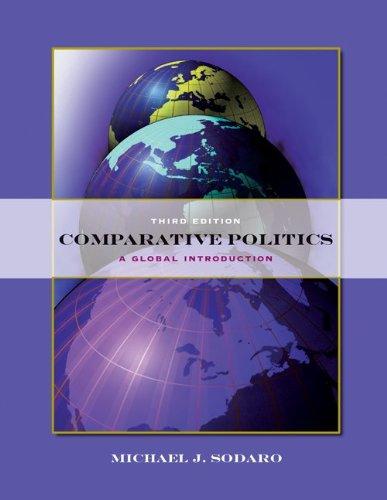 9780073526317: Comparative Politics: A Global Introduction