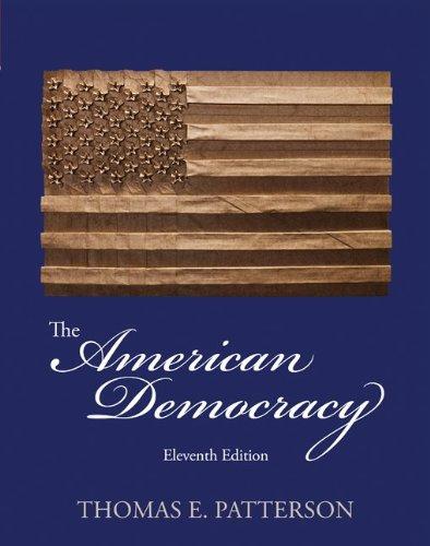 9780073526409: The American Democracy