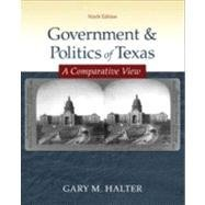 9780073526416: Government and Politics of Texas A Comparative View (9th Edition)