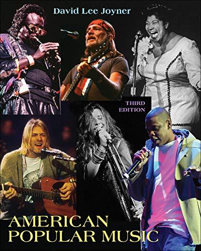 9780073526577: American Popular Music (B&B Music)