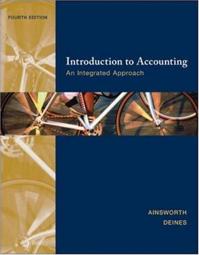 9780073526669: Introduction to Accounting: An Integrated Approach
