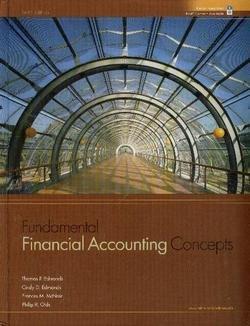 9780073526782: Fundamental Financial Accounting Concepts