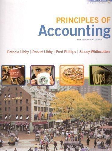9780073526843: Principles of Accounting
