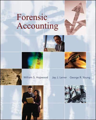 9780073526850: Forensic Accounting