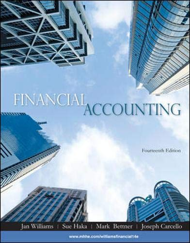 9780073526980: Financial Accounting