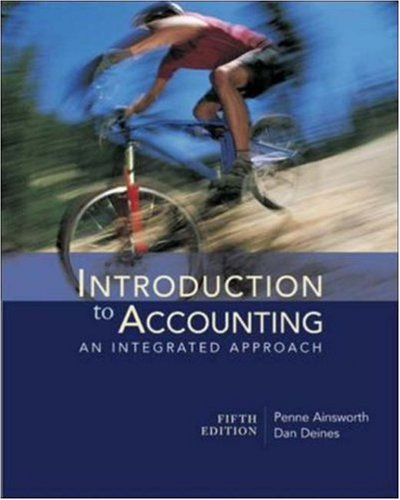 9780073527000: Introduction to Accounting: An Integrated Approach