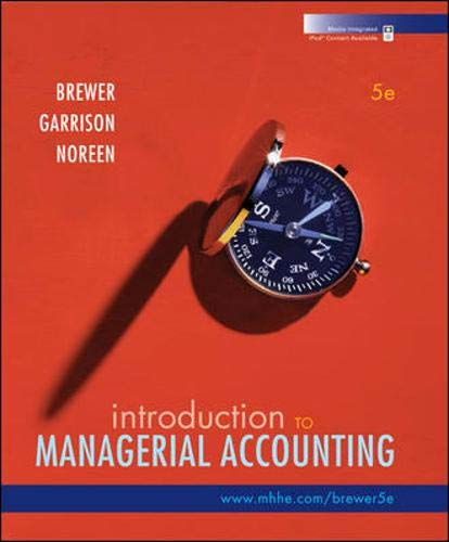 managerial accounting garrison pdf free