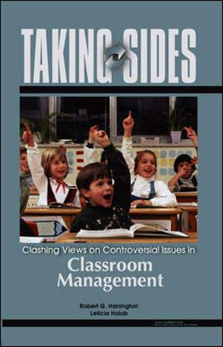 9780073527185: Taking Sides: Clashing Views on Controversial Issues in Classroom Management