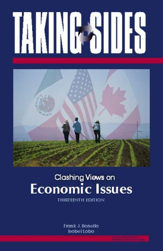 9780073527253: Taking Sides: Clashing Views on Economic Issues