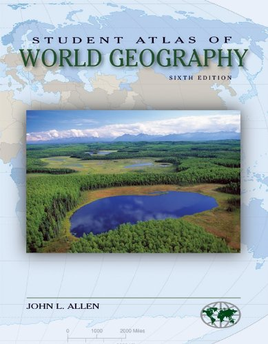 9780073527604: Student Atlas of World Geography