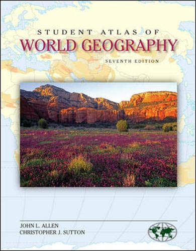 9780073527628: Student Atlas of World Geography