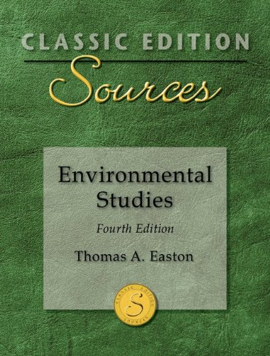 9780073527642: Classic Edition Sources: Environmental Studies