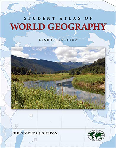 9780073527673: Student Atlas of World Geography