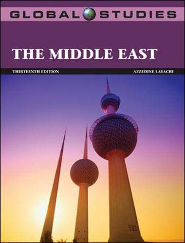 9780073527758: Global Studies: The Middle East