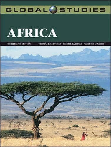 9780073527765: Global Studies: Africa