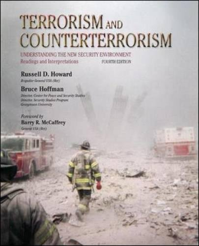 9780073527789: Terrorism and Counterterrorism: Understanding the New Security Environment, Readings and Interpretations (Textbook)