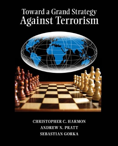 9780073527796: Toward a Grand Strategy Against Terrorism (Textbook)