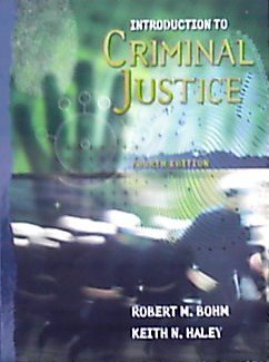 9780073527918: Introduction to Criminal Justice: Updated 4th Edition