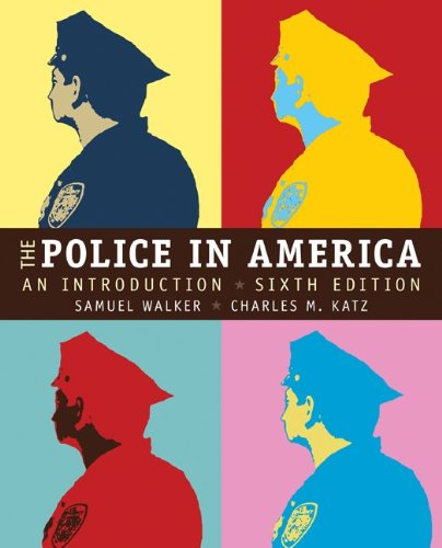 The Police in America: An Introduction [Feb