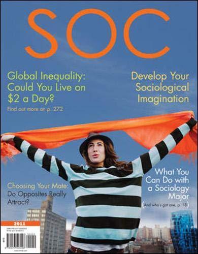 9780073528298: SOC 2011 Edition