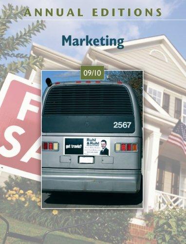 Marketing 09/10: John E. Richardson