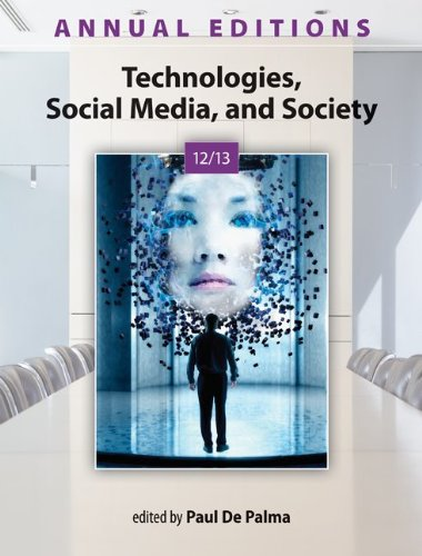 9780073528731: Annual Editions: Technologies, Social Media, and Society 12/13