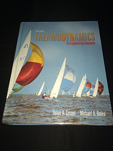 9780073529219: Thermodynamics: An Engineering Approach (McGraw-Hill Series in Mechanical and Aerospace Engineering)