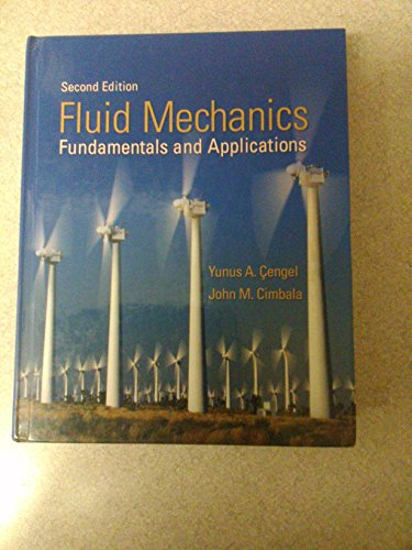 9780073529264: (Fluid Mechanics: Fundamentals and Applications [With DVD]) By Cengel, Yunus A. (Author) Hardcover on (03 , 2009)