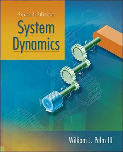 9780073529271: System Dynamics