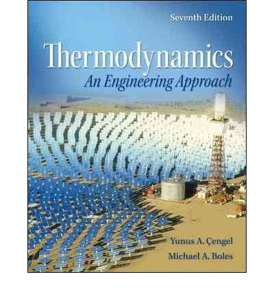 9780073529325: Thermodynamics : An Engineering Approach, 7th Edition
