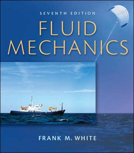 9780073529349: Fluid Mechanics (Mcgraw-Hill Series in Mechanical Engineering)