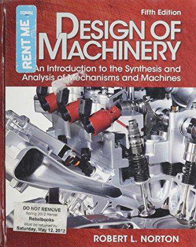 Design of Machinery: Norton, Robert
