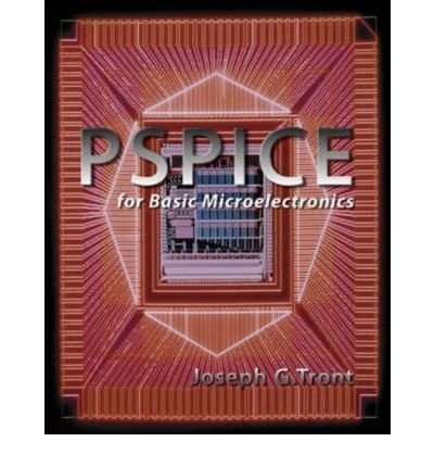 9780073529479: Pspice for Basic Microelectronics