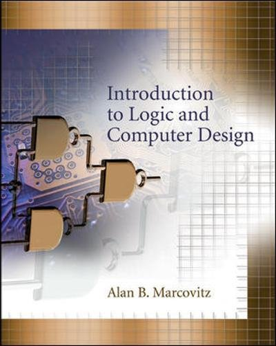 9780073529493: Introduction to Logic and Computer Design