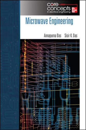 9780073529509: Microwave Engineering (Core Concepts in Electrical Engineering)