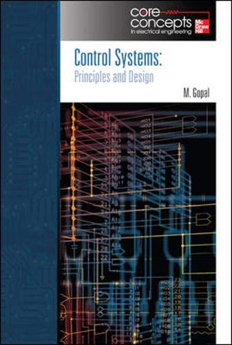 9780073529516: Control Systems (Core Concepts in Electrical En)