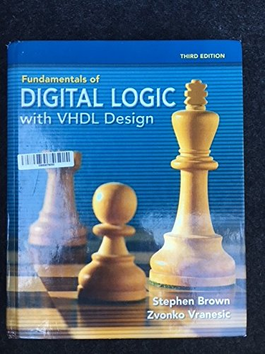 9780073529530: Fundamentals of Digital Logic with VHDL Design