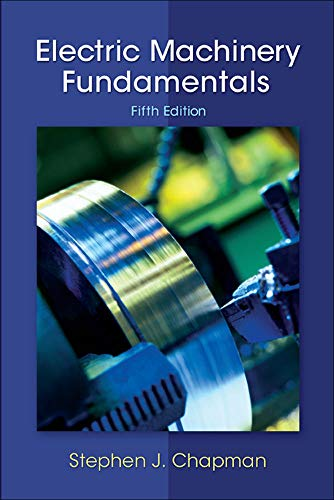 9780073529547: Electric Machinery Fundamentals (Irwin Electronics & Computer Enginering)