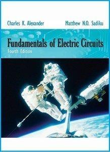 9780073529554: Fundamentals of Electric Circuits