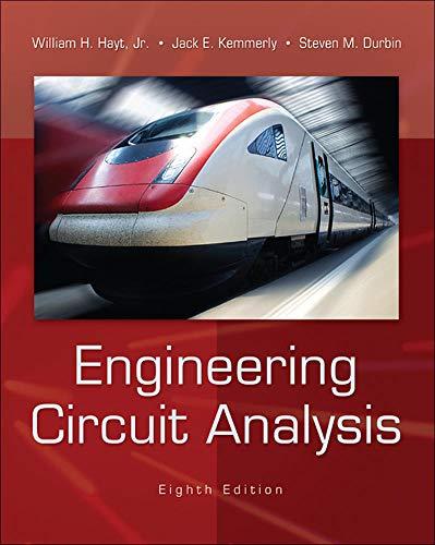 9780073529578: Engineering Circuit Analysis (Irwin Electronics & Computer Enginering)