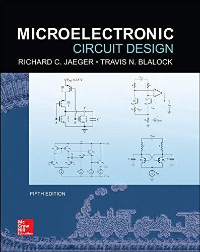 9780073529608: Microelectronic Circuit Design