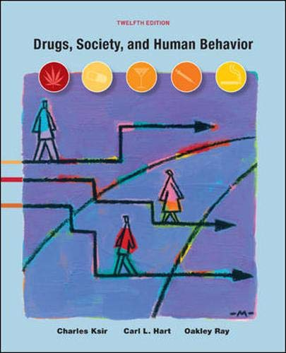 9780073529615: Drugs, Society, and Human Behavior, 12th Edition