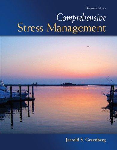 9780073529721: Comprehensive Stress Management