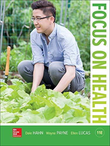 9780073529738: Focus on Health Loose Leaf Edition
