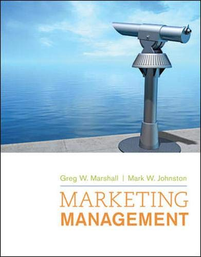 9780073529790: Marketing Management