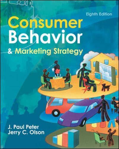 9780073529851: Consumer Behavior